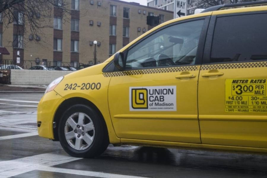 Union Cab taxi