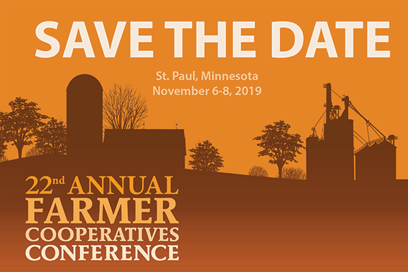 Farmer Co-ops Conference save the date