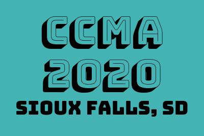 CCMA 2020 Sioux falls SD