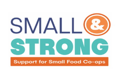 Small and Strong Food Co-op logo
