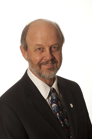 head shot of David Trechter