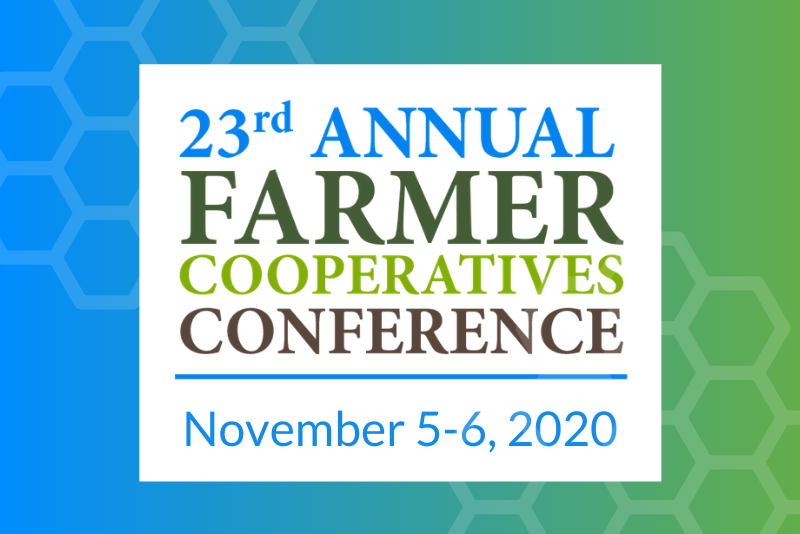 Farmer Cooperatives Conference