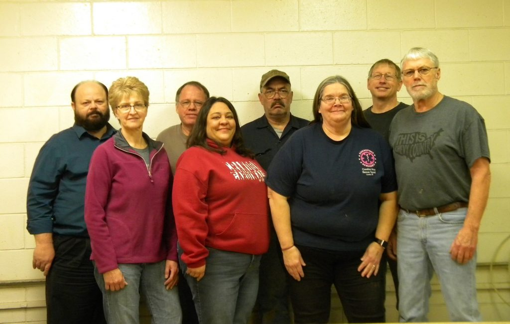 Founding members of snow river cooperative