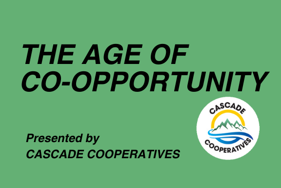 The Age of Co-opportunity