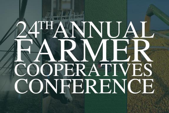 24th Annual Farmer Cooperatives Conference